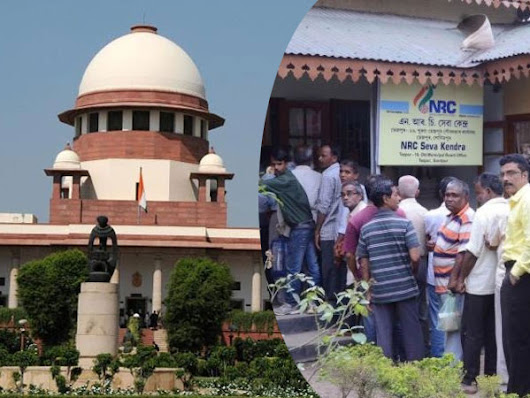 NRC: Filing of claims to begin on Sep 25 says SC amid banter with Govt on public interest - Oneindia News