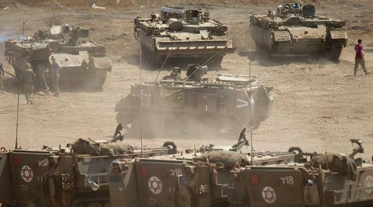 Syrian nuclear site hit by Israeli army