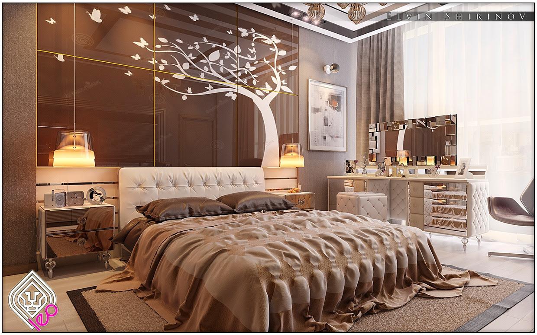 8 Luxury Bedrooms In Detail