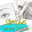 Cover Reveal: Sketches of My Soul by TC Booth