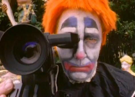 Camera Clown