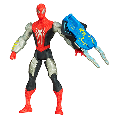 Marvel Amazing Spider-Man 2 Spider Strike Slash Gauntlet Spider-Man Figure