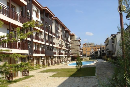"Studio ""Panorama Bay 2\"" (Saint Vlas)"