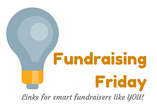 Fundraising Friday | August 12, 2016 - Pamela Grow