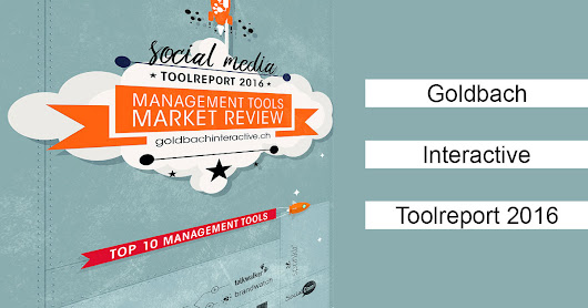 Goldbach Interactive Toolreport 2016: Management Tools | MonitoringMatcher