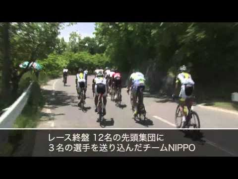 Tour of Japan 2012 Stage 3 (Minami-Shinshu) Highlights Video