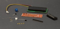 SparkFun Serial LCD kit - Step 1