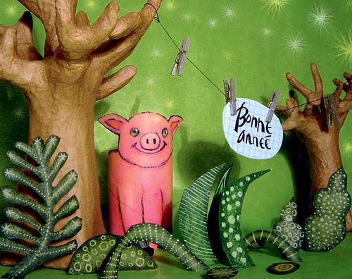 Bonne Année Pig v2