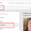 How to import facebook contacts into Google+ Plus | The Online Chick