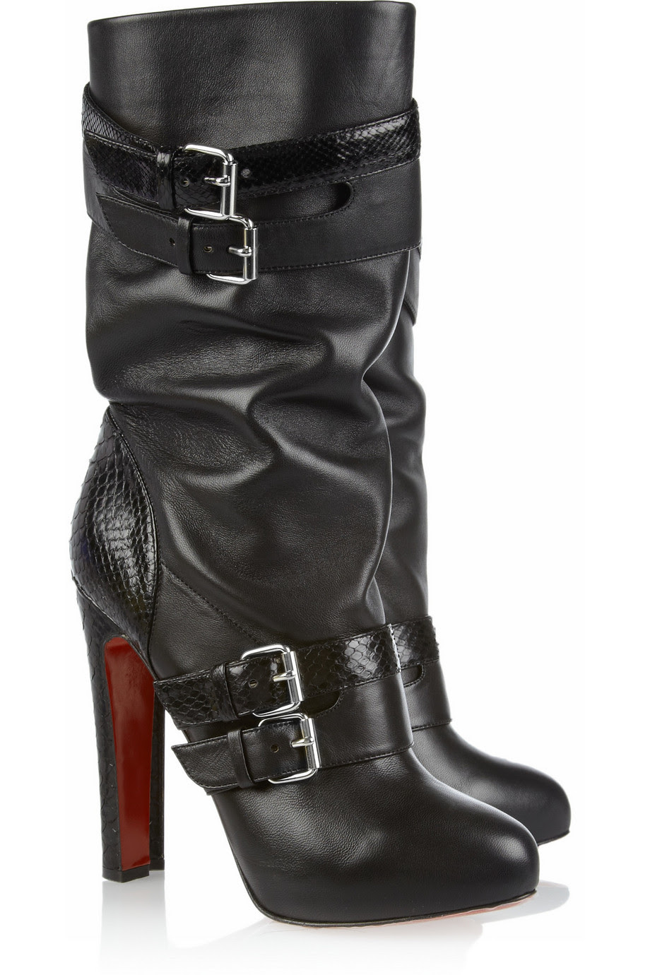 Used Christian Louboutin Shoes Men