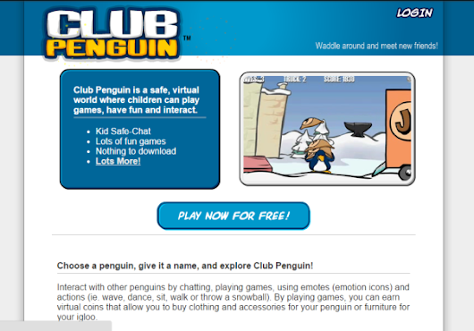Club Penguin Discussion: Why Club Penguin isn't the same anymore
