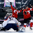 Team Canada beats USA 1-0 in hockey semifinal