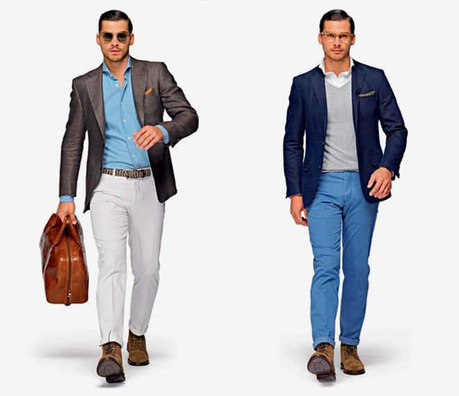 Suitsupply 2012 Spring/Summer Lookbook
