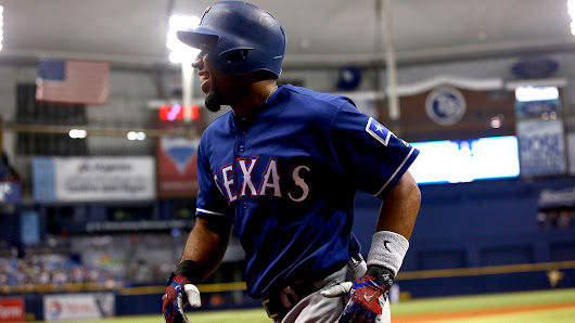 Rangers rally past Rays with 3 unearned runs