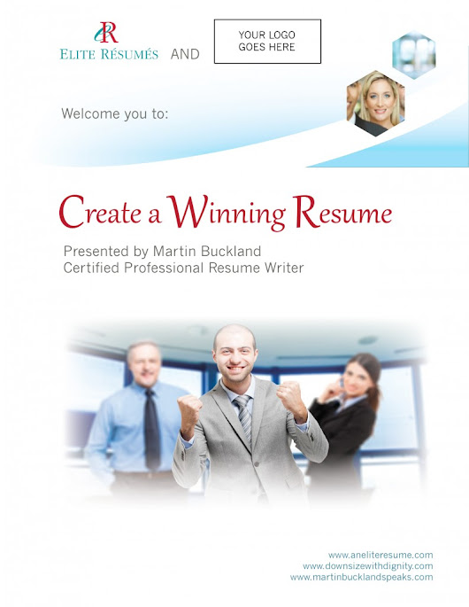 Create A Winning Resume Workshop | Resumes and Job Coaching for Executives