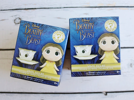 Blind Box & Bag Roundup 42. (Beauty and the Beast Mystery Minis) - Simply Sinova