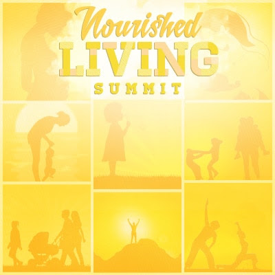 Nourished Living Summit Collage