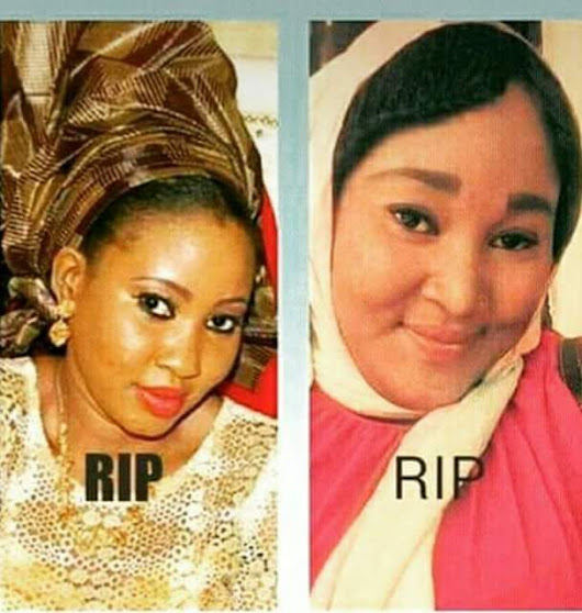 2 Sisters Die The Same Day & Time In Kano (Photos)