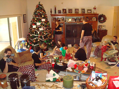 My Favorite Picture of Christmas Morning