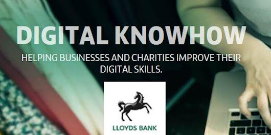 Lloyds Bank Digital KnowHow Session (New Oxford Street, London 8.15am - 10.30am)