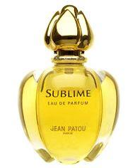 Sublime Jean Patou Feminino