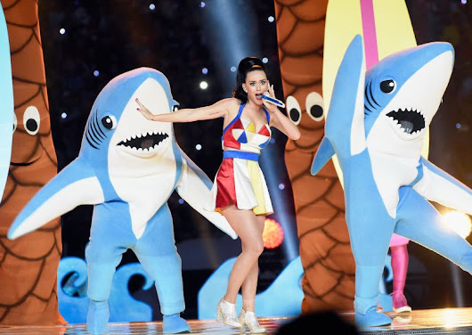 Left Shark printer chomps on Katy Perry's copyright claim — Tech News and Analysis