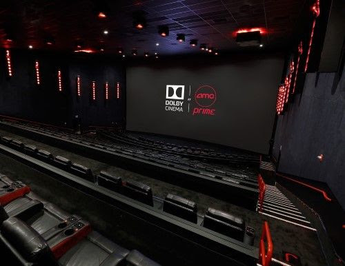 Experiencing Dolby Cinema at AMC Prime