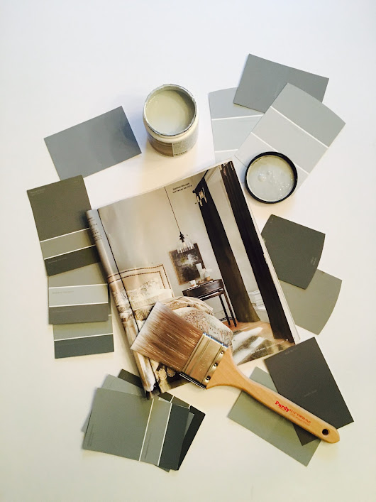 Pottery Barn Paint for Home Depot Prices