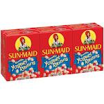 Sun Maid Raisins, Vanilla Yogurt - 6 pack, 1 oz boxes