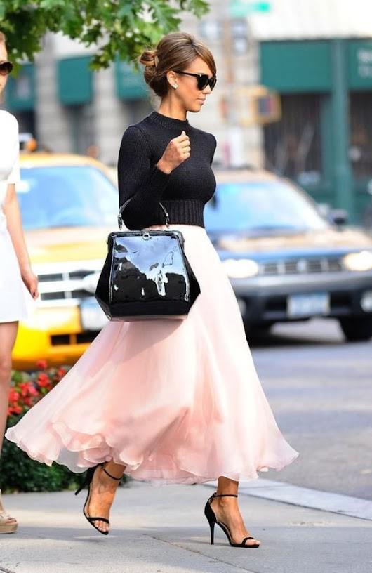 Friday Fresh Picks: 7 Ways to Wear a Tulle Skirt When You're a Grown-Up