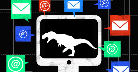5 ways to bring your email marketing strategy out of the Jurassic Period