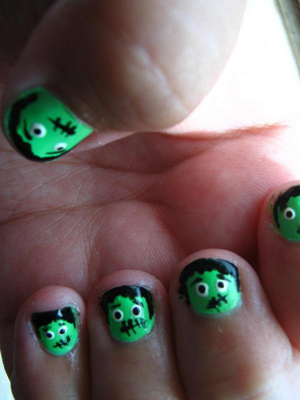 70 Cool Nail Designs Art and Design - Nail Art Design Ideas Collection