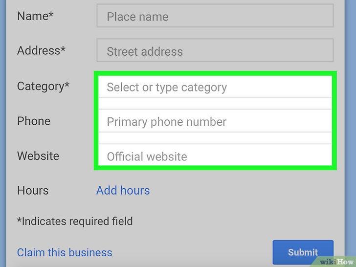 Como Criar Um Local No Google Maps 16 Passos