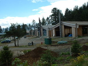 The Haida Gwaii Museum and Haida Heritage Cent...