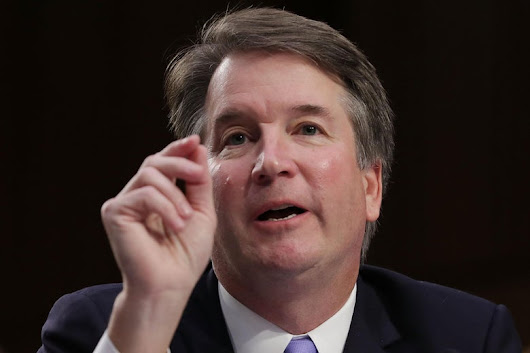 Brett Kavanaugh's Confirmation Can't Proceed Until His Accuser Has a Chance to Testify