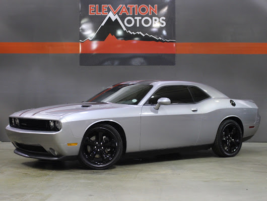 Used 2014 Dodge Challenger R/T SCAT Pack for Sale in Lakewood CO 80215 Elevation Motors