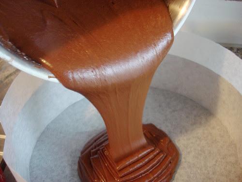 Teig Schokoladenkuchen Leila Lindholm