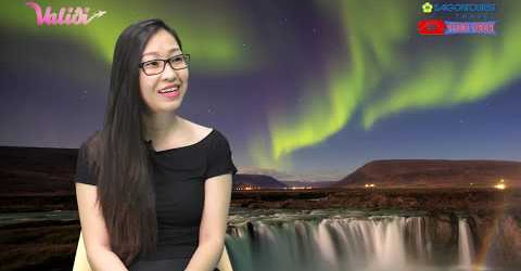 VALIDI TẬP 17 | VALI TOUR - Ngất ngây với bắc cực quang Iceland
