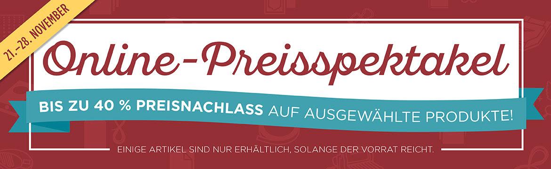 Online Preisspektakel 1116