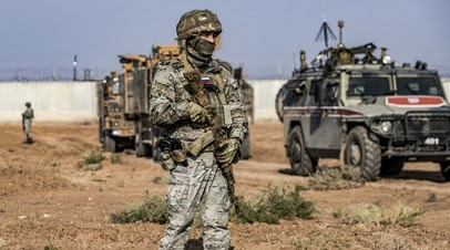 Российские военные уничтожили в САР пещеру с командным пунктом боевиков
