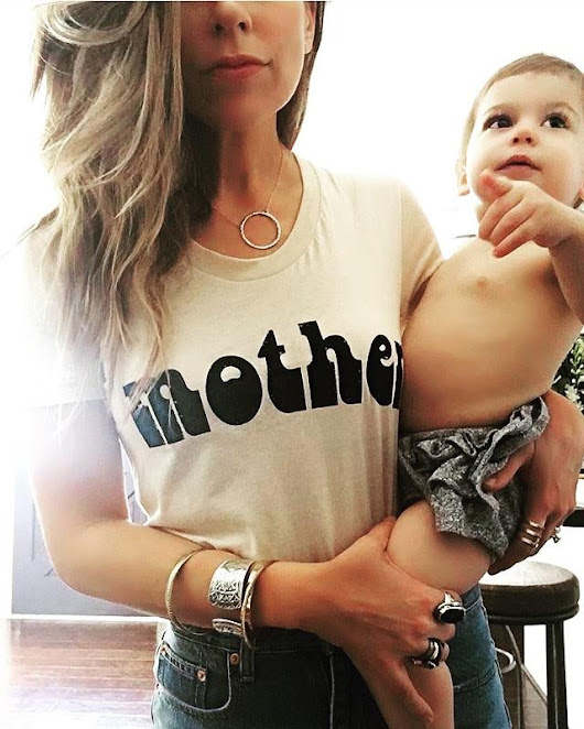 Cool and comfy mama t-shirts - Georgie's Mummy