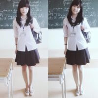 váy đồng phục