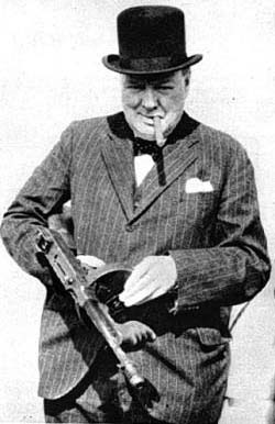 Lusitania -Winston_Churchill