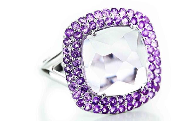 Presente de quilate: os anéis que toda mulher quer ganhar Divulgação/Safira