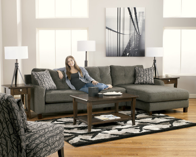 Sectionals by Ashley Furniture - contemporary - sectional sofas ...