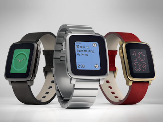 Pebble Time - Awesome Smartwatch, No Compromises by Pebble Technology — Kickstarter