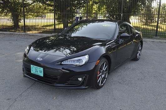 2017 Subaru BRZ Review – The Track School Starter Kit