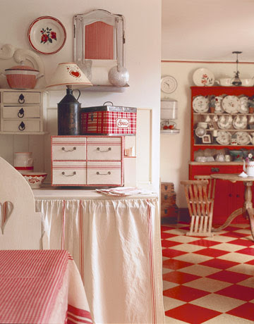 Red Country Kitchens   Panda's House