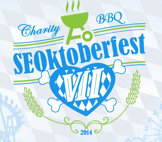 #SEOktoberfest Charity BBQ Giveaway! - State of Digital