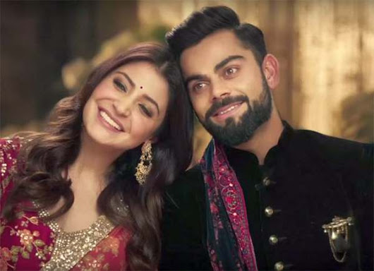 After Anushka Sharma took off to Italy with her family, a solo Virat Kohli flies down from Delhi to join them?